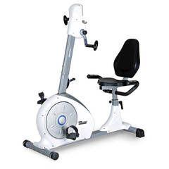 Velocity Exercise Dual Motion Recumbent Exercise Bike - Walmart.com