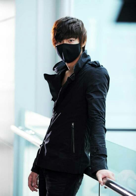 City Hunter: Lee Min Ho
