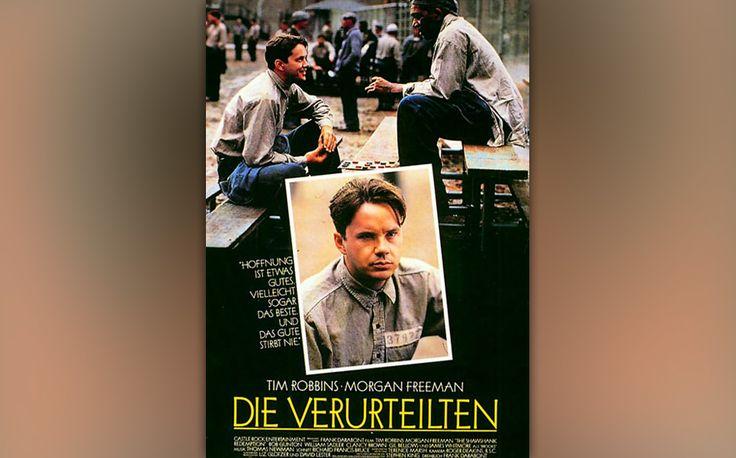 """IMDB-User lieben ihn und selbst Nelson Mandela war hin und weg: """"Die Verurteilten"""" gehört zu den beliebtesten Filmen aller Zeiten. Dafür gibt es mehr als ein paar gute Gründe."""