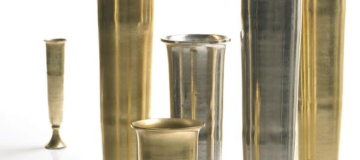 Quot gold or silver milan vase rentals fillers props