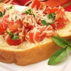 Foto recept: De lekkerste bruschetta
