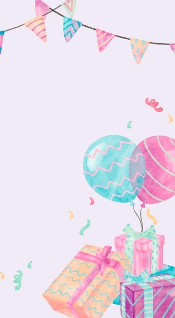 Pin De Susan Em Wallpaper Cartoes De Feliz Aniversario Feliz Aniversario Papel De Parede Aniversario