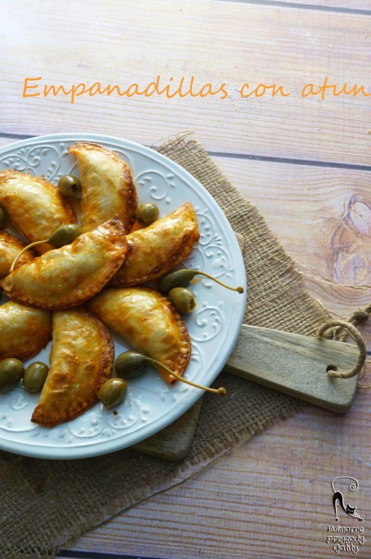 Kulinarne przygody Gatity: Empanadillas con atun, czyli hiszpańskie pierożki