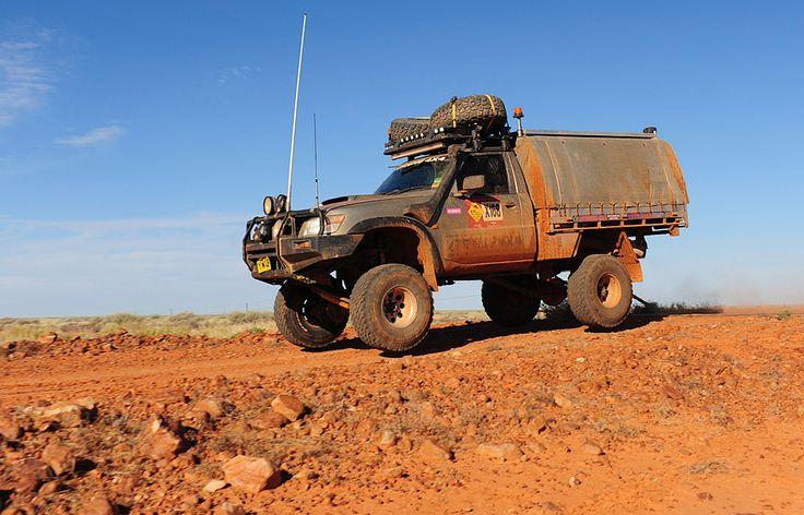 Nissan Patrol Gu Y61 Australia