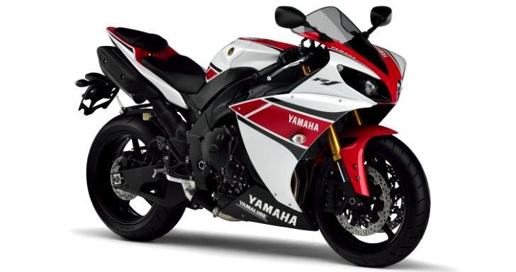 Yamaha R1 Bike.