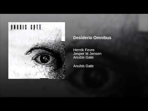 #music Anubis Gate -- Desiderio Omnibus [Progressive/Power Metal] (2015)