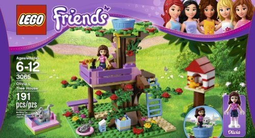 LEGO Friends Olivia's House: Best Toy for Girls 6 to 12 Years