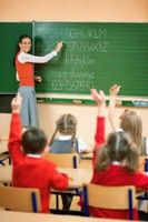 My job explained: Primary school teacher