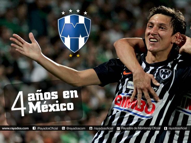 Neri Cardozo debutó en el futbol mexicano el 21 de febrero de 2009. A 4 años de su debut, ¿qué momentos recuerdas más del argentino?