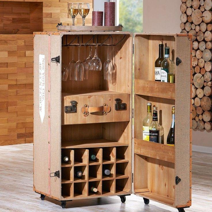 Schmale Theke Hinter Dem Sofa Selber Bauen Bar Tresen Gebraucht Holz Throughout Barschrank Aus Paletten
