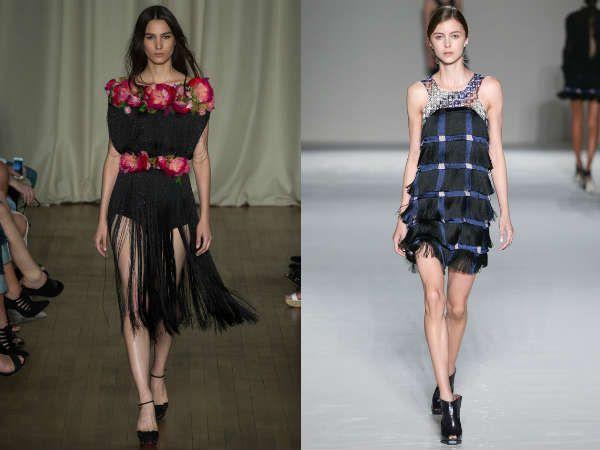 Самые модные платья весна-лето 2015