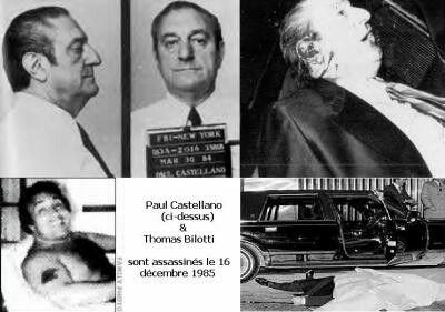 Where is Paul Castellano's maid Gloria Olarte today? Know ... |Paul Castellano Maid