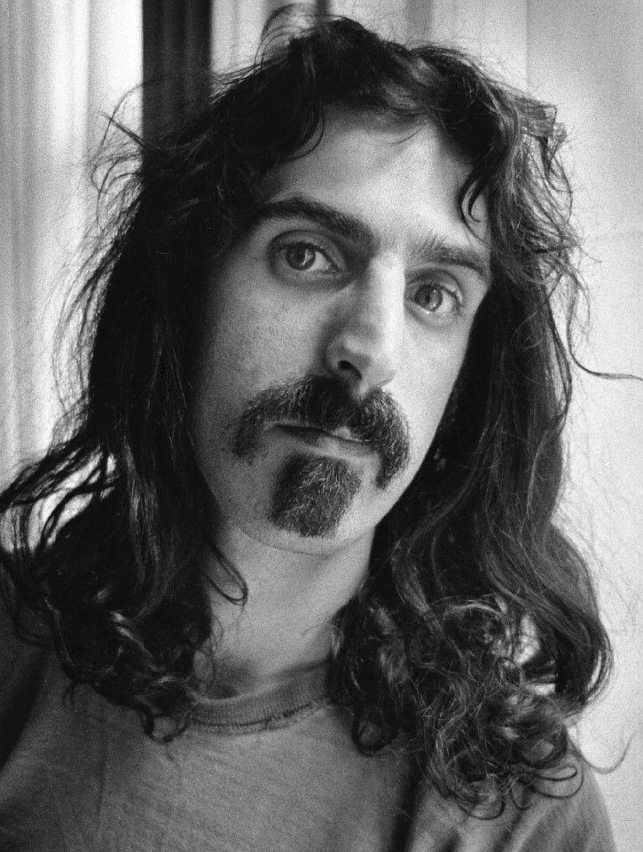 Frank Zappa | Titties & Beer/Titties in Beer | Pinterest