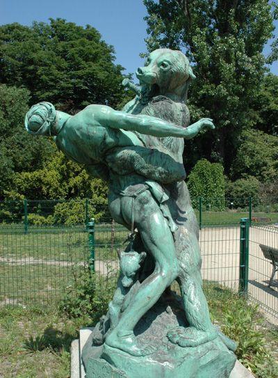 112 Best Images About: 112 Best Images About Jardin Des Plantes:sculptures On