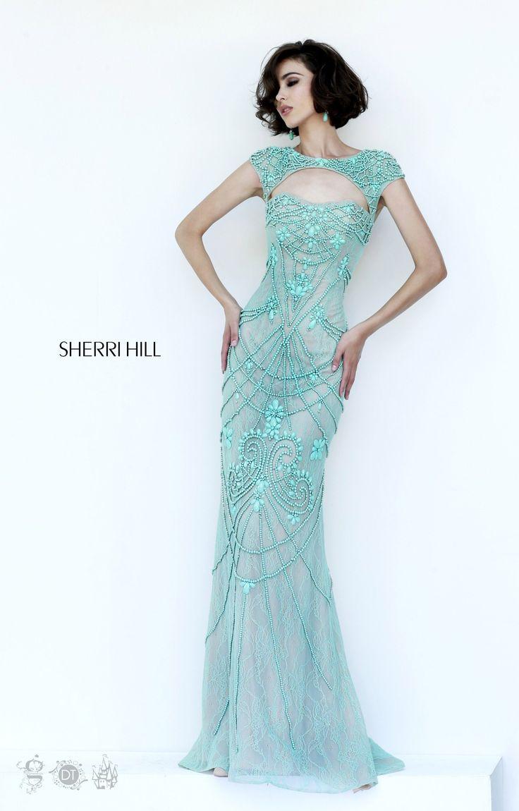 64 best Sherri Hill Prom 2016 images on Pinterest | Ballroom dress ...