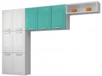 Cozinha Compacta Itatiaia Luce - Itatiaia