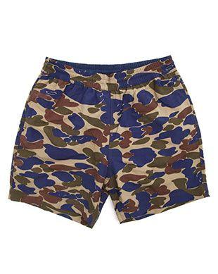 maillot de bain camouflage Carhartt #maillotdebain #carhartt #camouflage