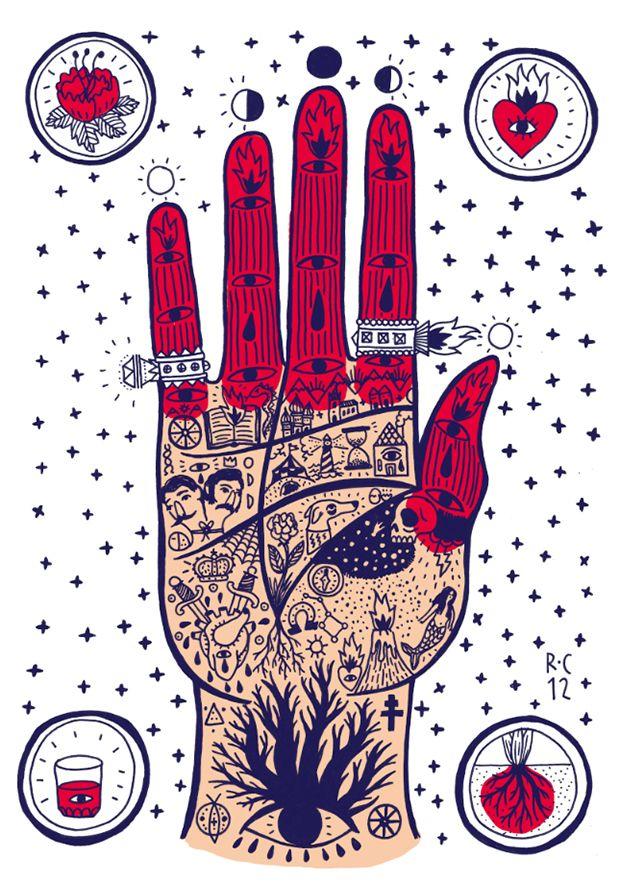 Ilustrações tatuadas Ricardo Cavolo                                                                                                                                                                                 Mais