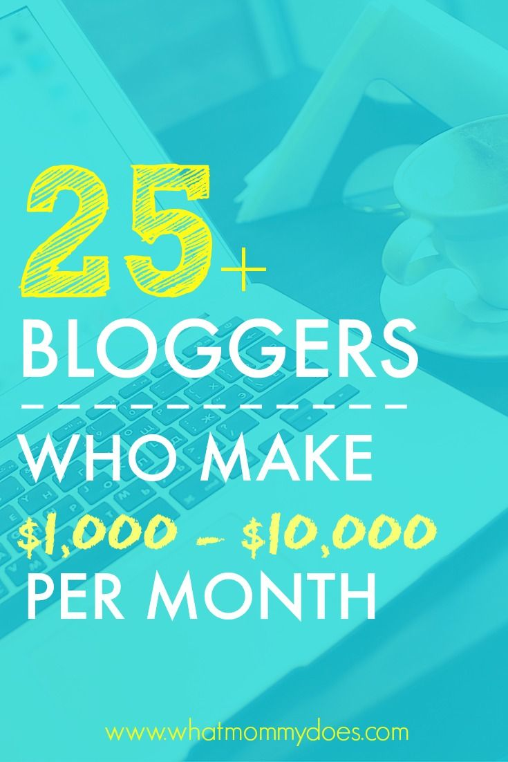 25+ Income Reports From Bloggers Who Make $1,000 To $10,000 Per Month