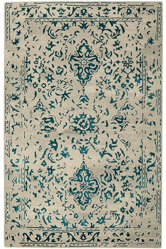 Castillo Area Rug - Wool Blend Rugs - Blended Rugs - Traditional Rugs | HomeDecorators.com