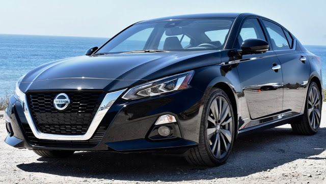 2019 nissan altima specs and review nissan altima altima nissan cars pinterest