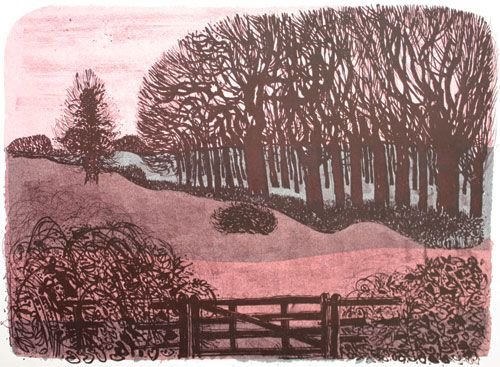 'Winter Wood' by Robert Tavener