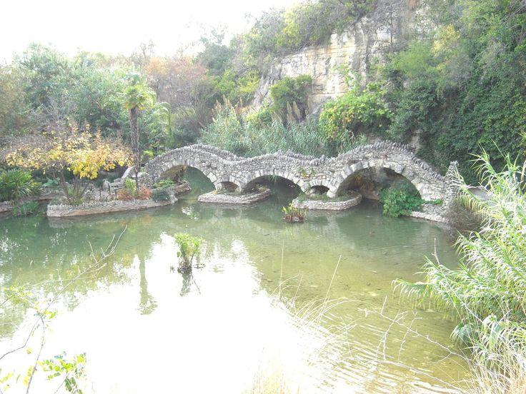 Japanese Tea Garden Brackenridge Park San antonio