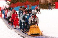 divertimento sulla neve per grandi e piccini a soli 800 metri dal nostro Rifugio: il parco divertimenti #Predaiapark aperto sia d'inverno che d'estate http://www.hotelrifugiosores.it/IT/family/dovesiamo/predaia/Predaia-Park-parco-avventura-sci-e-escursioni-in-motoslitta.html