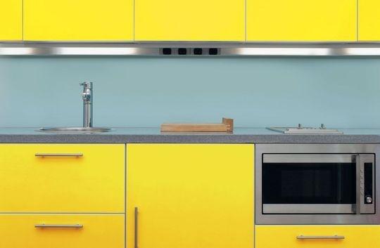 R novation d co 15 id es faciles et pas ch res couleurs atelier et r nov - Stickers facade cuisine ...