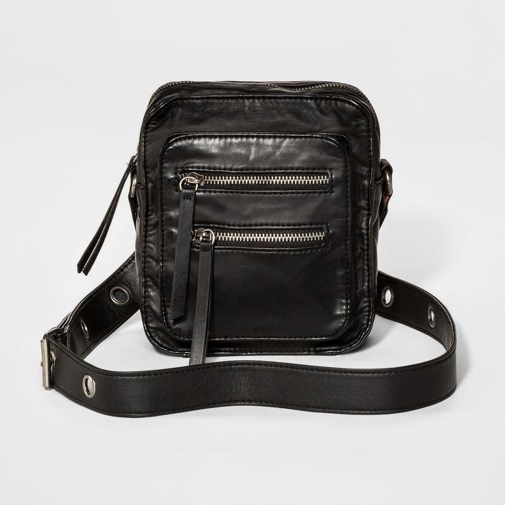 Women's Small Camera Bag - Mossimo Supply Co. Black