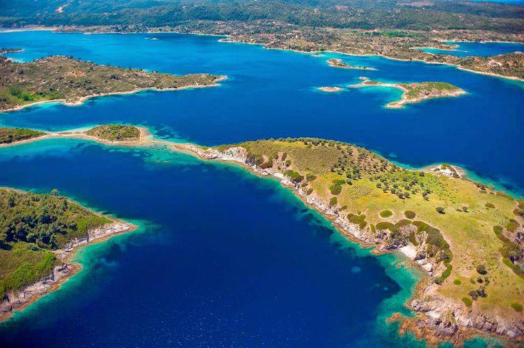 blog Σημάντρων το πρώτο σε επισκεψιμότητα στην Χαλκιδική!: Παραλίες Χαλκιδικής : Οι 36 παραλίες – διαμάντια της Χαλκιδικής!