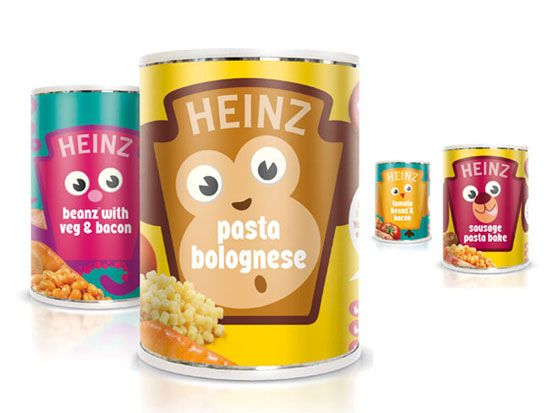 Heinz Baby Food | Awesome Design Inspiration