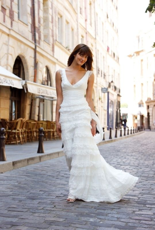 casual wedding dresses - Google Search