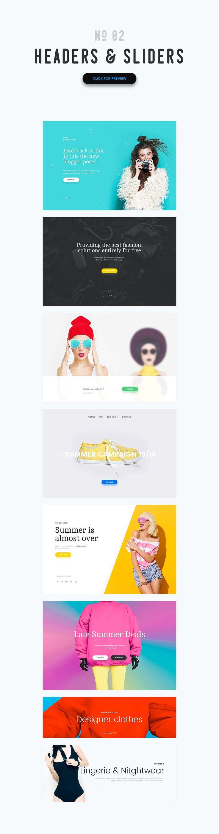 -50%- Vivid - Soft Material UI Kit - Web Elements - 5