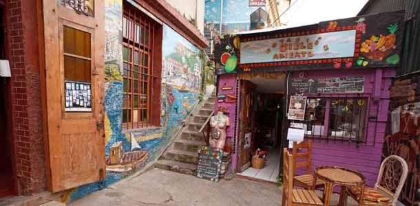 Valparaiso -Chile http://www.rantapallo.fi/chile/valparaiso/
