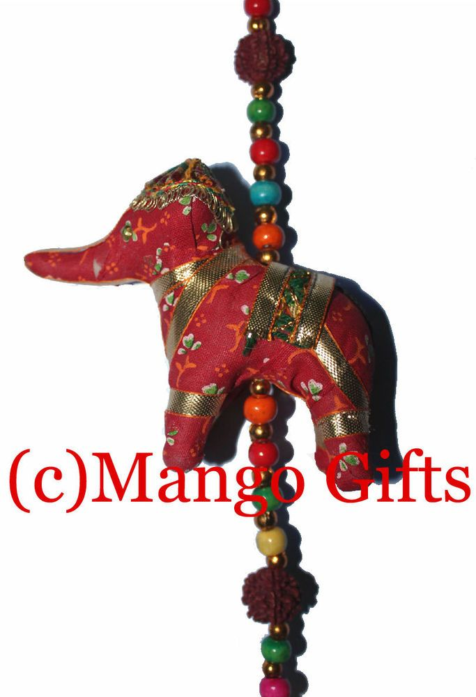 Details About Indian Home Decor Antique Look Door Hanging Ornaments Vintage Elephant Toran 33