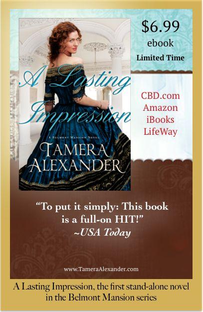 Books by Tamera Alexander