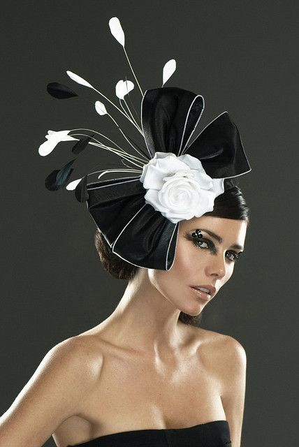 Fashion Hat by Arturo Rios Hats, via Flickr