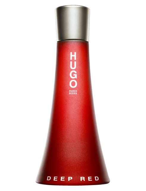 Deep Red Hugo Boss perfume - a fragrance for women 2001
