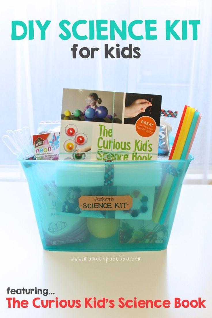 DIY Science Kit for Kids | Mama.Papa.Bubba.