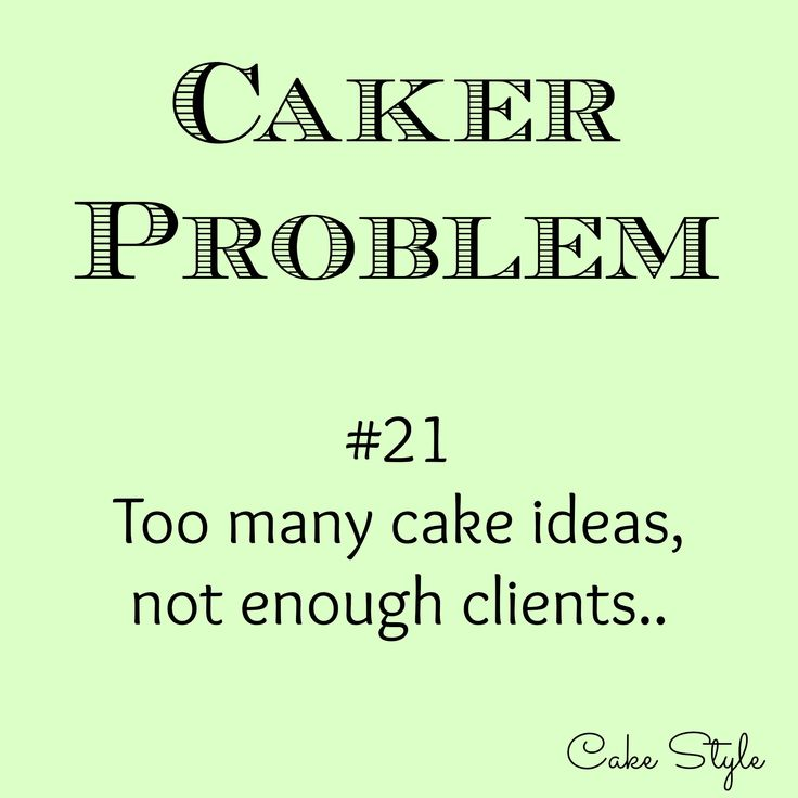 Too many cake ideas, not enough clients.. #cakerproblems #cakestyle www.youtube.com/user/cakestyletv