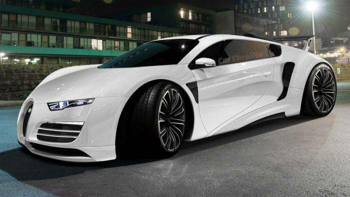 2016 Bugatti Veyron White