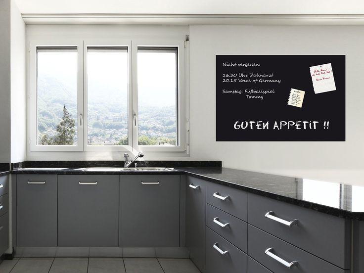 die 25+ besten ideen zu tafelfolie magnetisch auf pinterest ... - Wandschutzfolie Küche