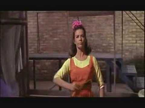 West Side Story, is a modern musical adaptation of Shakespeares' Romeo and Juliet. 'I feel oh so pretty that the city should just give me its key...lalala....And so pretty Miss America should just resign'....i love that line!
