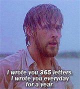 The best of Ryan Gosling in The Notebook. Click for more