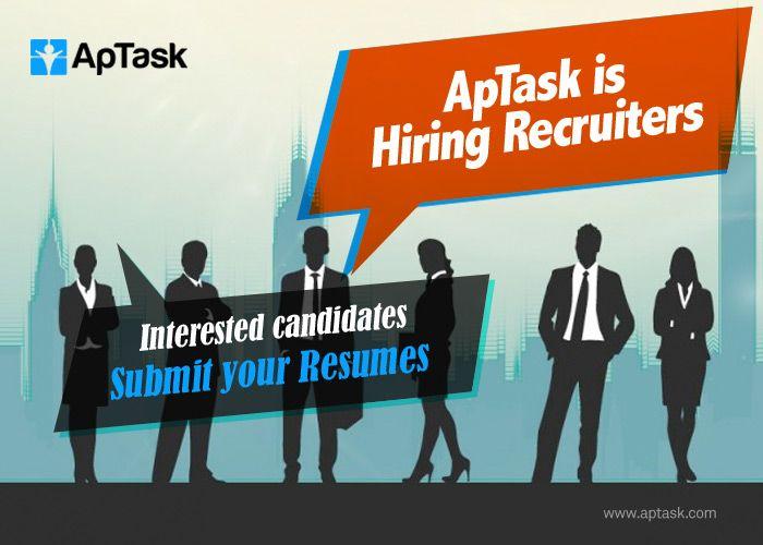14 best Aptask Job Opening\'s images on Pinterest | Curriculum ...