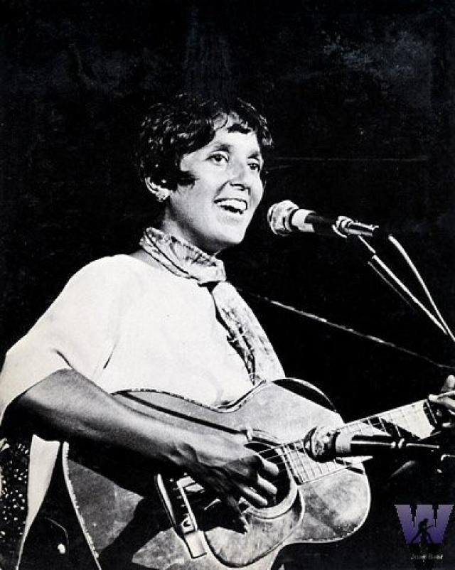 Joan baez 60s project