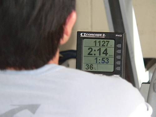 2 Numbers that will Make You a Better Rower