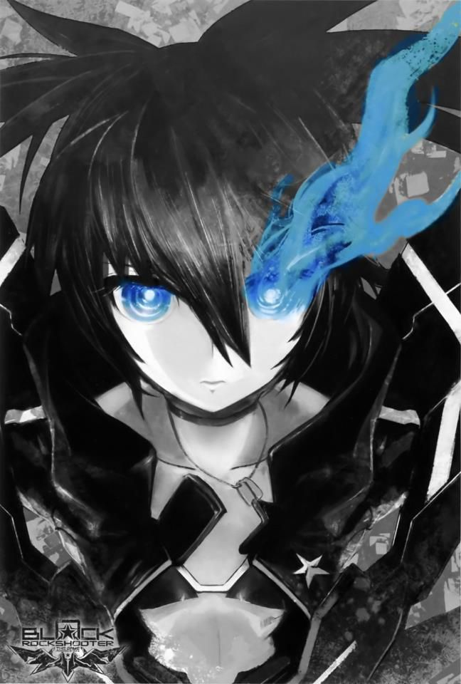 Black Rock Shooter The Game Stella by Noir-Black-Shooter.deviantart.com on @deviantART