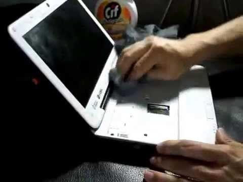 Cambiar teclado de la netbook CX Edu 100NZC